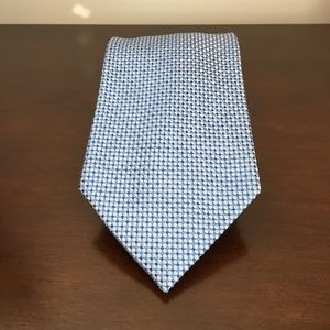 Men's Silk Neck Tie, Blue